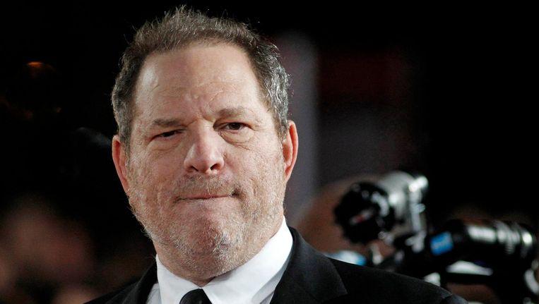 Harvey Weinstein Beeld afp