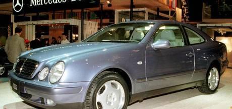 Belgische taxichauffeur heeft meer dan 1 miljoen op teller van Mercedes staan