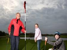 Teruglopend ledenaantal bij  golfclubs, maar niet in Den Bosch