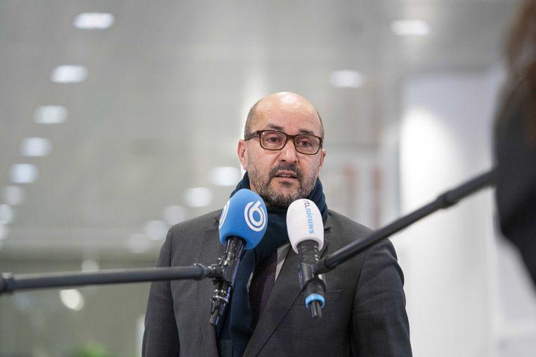 Burgemeester Ahmed Marcouch van Arnhem Beeld ANP