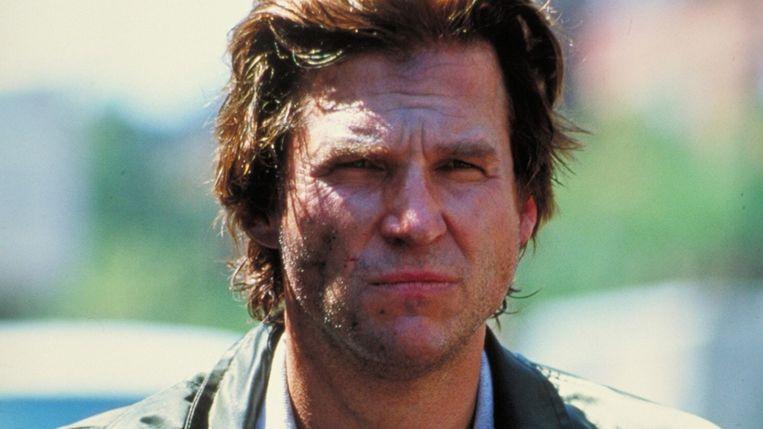 Jeff Bridges in 'Blown Away' van Stephen Hopkins. Beeld
