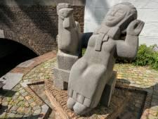 Beeldhouwer Geurtjens van Zoete Lieve Gerritje overleden