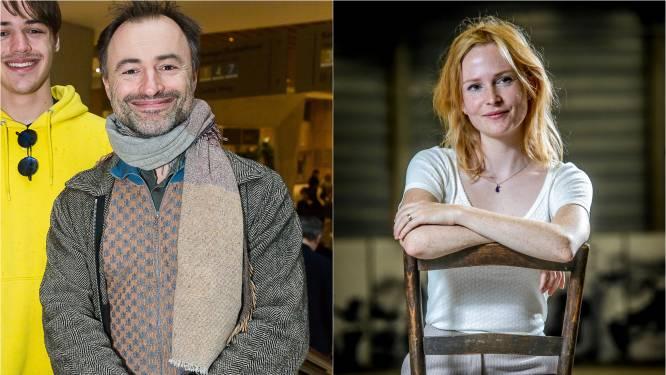 Clara Cleymans en Dimitri Leue naast elkaar te zien in bijzondere voorstelling 'Nora + Aron'
