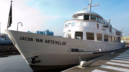 Snel inschrijven: gratis rondvaarten in de haven tijdens de Gentse Feesten