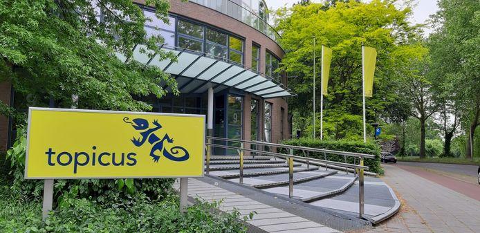 Een locatie van Topicus aan de Singel in Deventer.