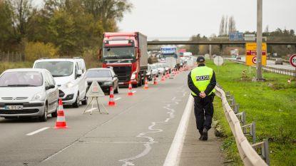 Aantal grenscontroles gestegen sinds nieuwe Europese verordening