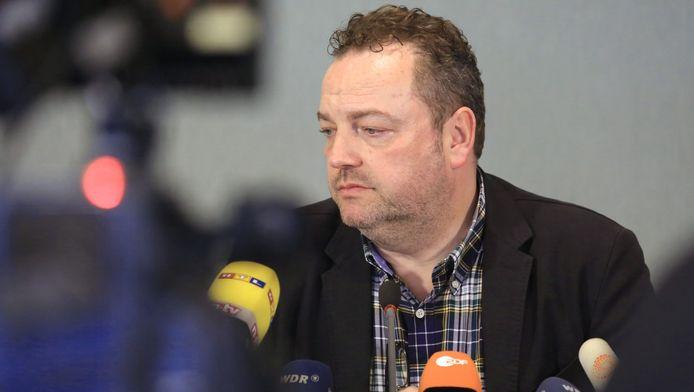 Burgemeester Bodo Klimpel.