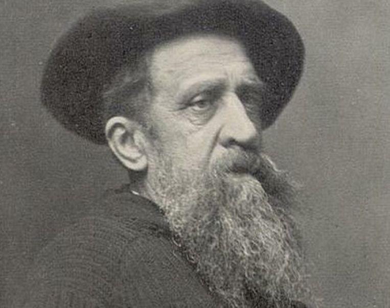 Constantin Meunier. Beeld rv