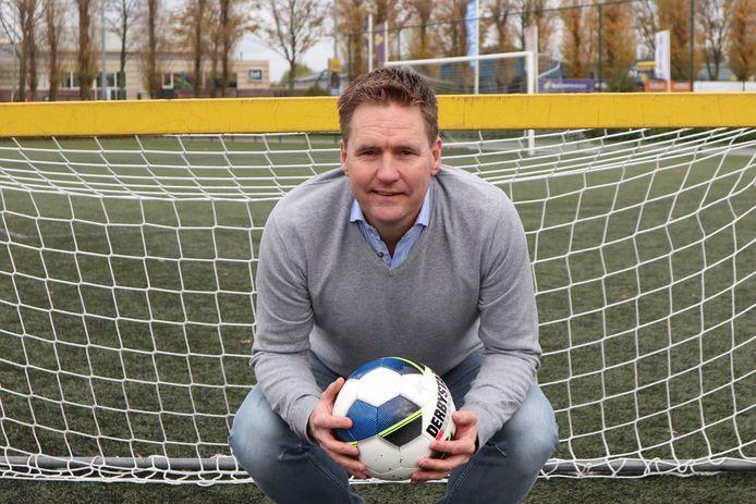 Patrick Rijnbeek, voorzitter voetbalvereniging Floreant.