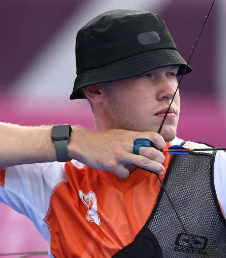 Handboogvereniging uit Steenwijk trots op hun Olympische Gijs: 'Hopelijk levert het ons wat op'