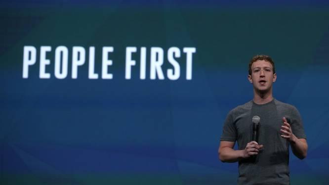Facebook zet in op anoniem inloggen apps