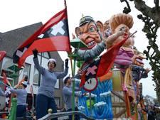 Optocht Raamsdonksveer: veel leut, geen politiek