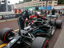 Mercedes stelt grondig onderzoek in naar muurvast wiel Bottas