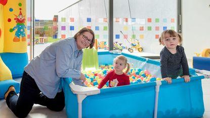 Kinderdagverblijf 't Sporrewaan wuift Annemie uit