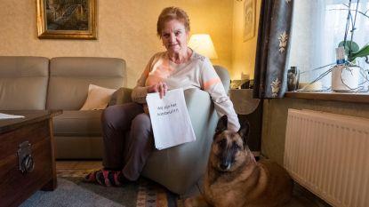 52 dreigbrieven omdat hond te luid blaft