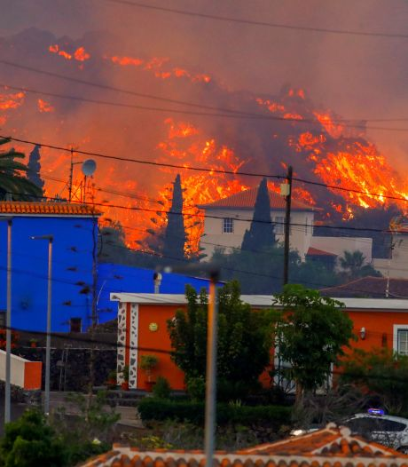 Nederlanders op La Palma halsoverkop geëvacueerd vanwege vulkaan: 'Lavastroom bereikt vanavond de kust'