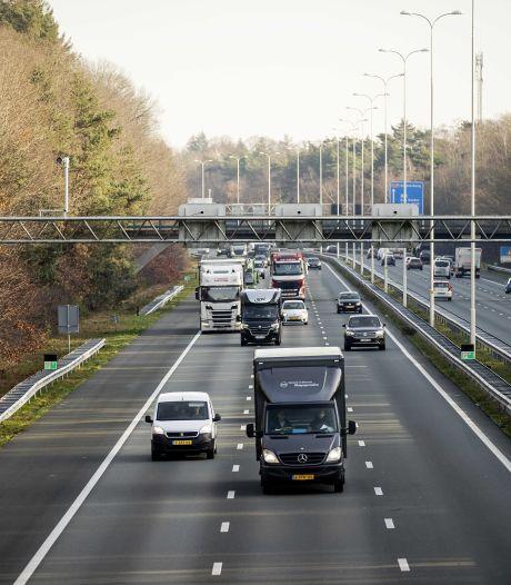 Europese wegen in 2020 veiliger dan ooit door corona