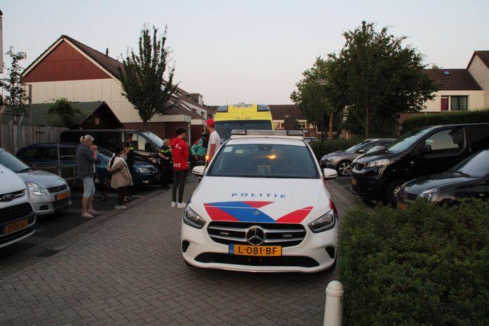 Ernstig fietsongeval in Lelystad