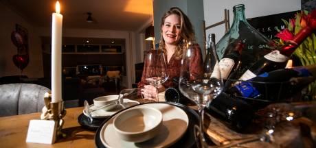 Culinaire aanschuiftafel van Ilse smaakt naar meer