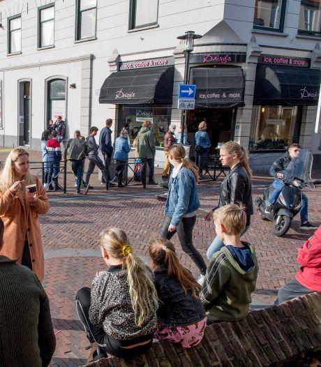Thermopakken ingeruild voor luchtige kleding in Rivierenland: 'We kwamen voor de sneeuwklokjes'