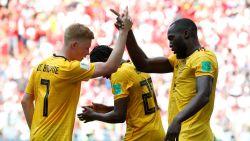 Waar eindigt dit? Wervelende Duivels zien Lukaku en Hazard twee keer scoren en mogen ticket boeken voor achtste finale