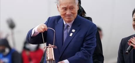 Voorzitter Olympische Spelen Mori treedt af na 'ongepaste' uitspraken