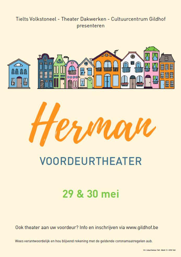 Voordeurtheater Herman
