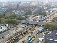 Megaproject station Delft Campus: dit weekend geen treinen tussen Schiedam en Den Haag HS