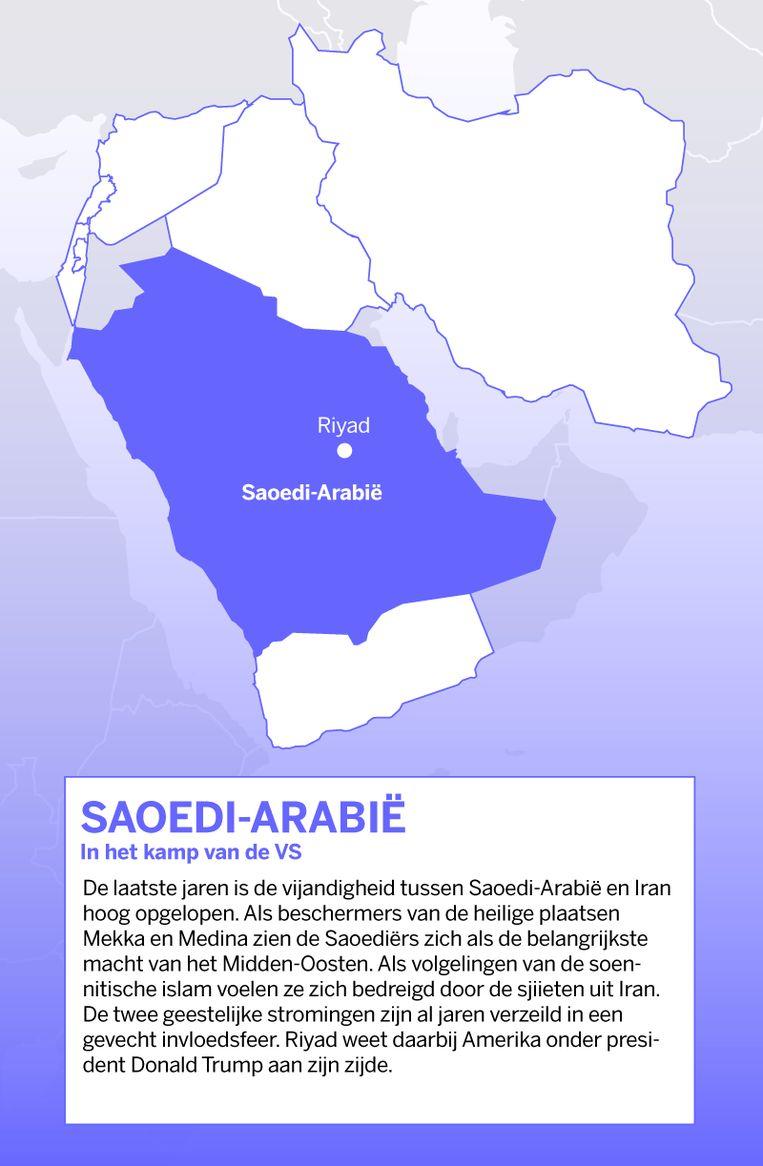 Saoedi-Arabië. Beeld