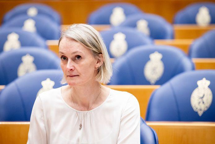 Lisa van Ginneken: ,,Dankzij Thierry Baudet zit ik nu in de Kamer.''