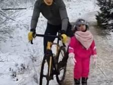 """Le cycliste qui a fait tomber une fillette dans les Fagnes devant le tribunal: """"Je me suis rééquilibré avec un mouvement du genou"""""""