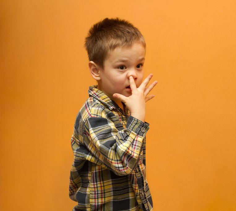 Is peuteren in je neus af te raden, altijd al en zeker nu het nieuwe coronavirus rondwaart?  Beeld Getty Images/iStockphoto