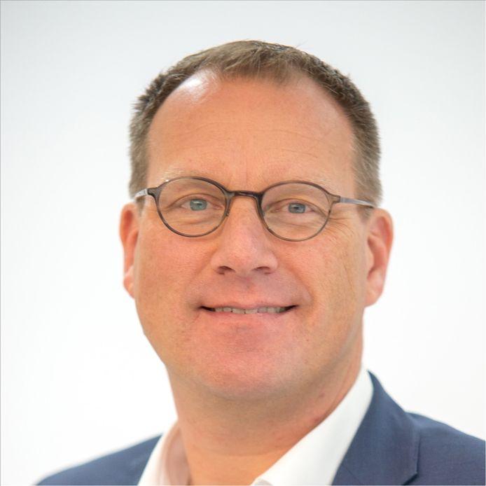 Wethouder Arno Uijlenhoet