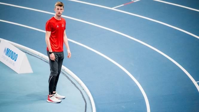 """Alexander Doom op het EK indoor in Torun: """"Individueel de halve finale halen zou fantastisch zijn"""""""