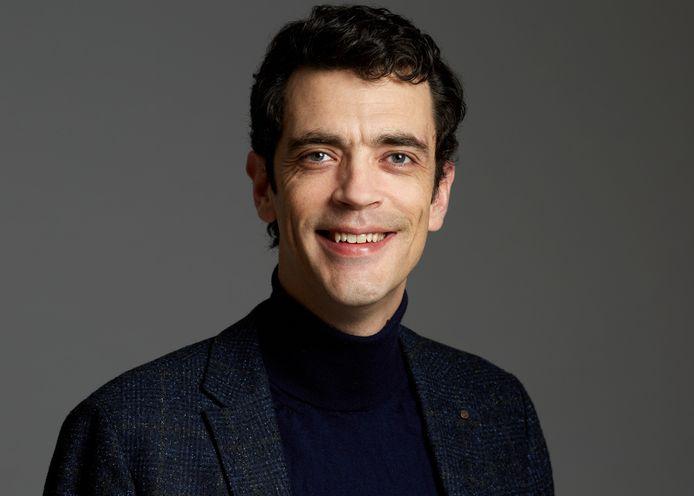 Louis Schenkel (42), bouwkundig schadebehandelaar bij MainPlus Schadeherstel.