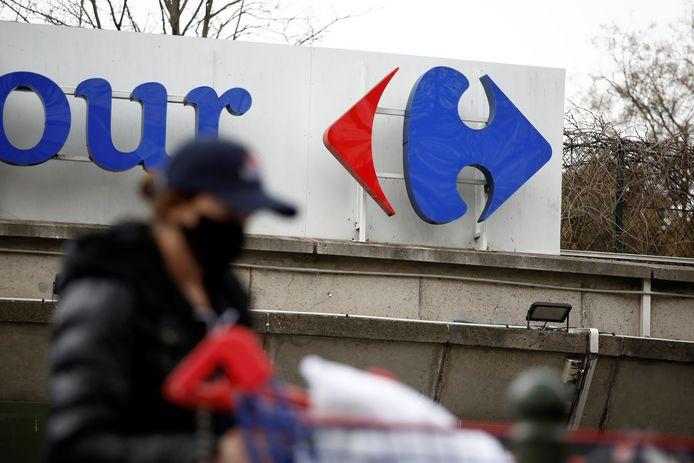 Mauvaise surprise, pour de nombreux clients Carrefour