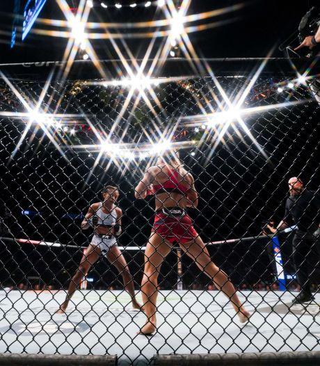 UFC jaagt op online piraterij: 'Wij lopen veel geld mis'