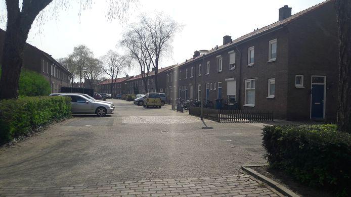De dertig huizen in de Hertogenstraat in Boxtel staan op de nominatie om gesloopt te worden.