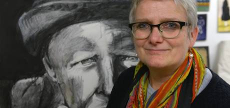Lintje voor Zundertse kunstenares Marion van Bergen