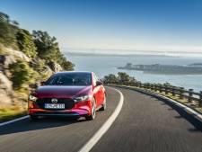 Mazda 3 komt verrassend uit de (dode) hoek
