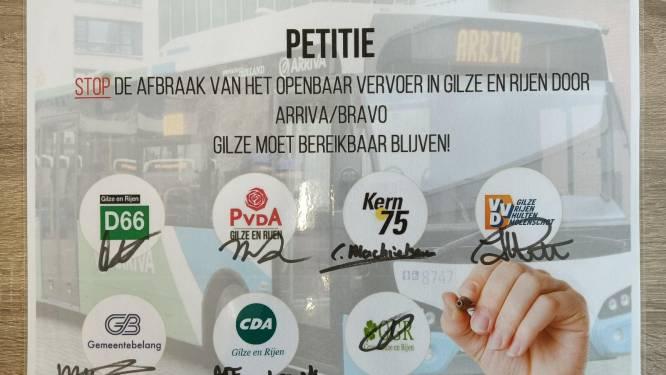 Volgend jaar mogelijk toch nog weekendbussen tussen station Rijen en AZC