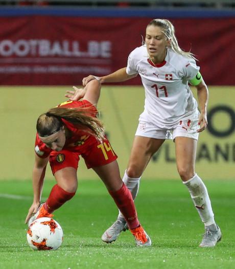 Zwitserland mist captain Dickenmann in play-offs tegen Oranje
