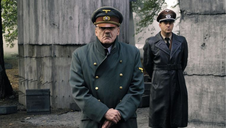 De acteur dankt zijn internationale bekendheid aan zijn vertolking van Adolf Hitler in de oorlogsfilm Der Untergang (2004). Beeld afp