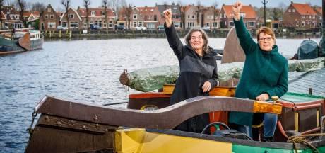 Theater over langste staking van ons land in Blokzijl: 'Iemand gooide zelfs peper in de ogen bij de burgemeester'