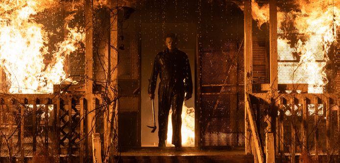 Michael Myers is terug, voor de twaalfde keer, in Halloween Kills.