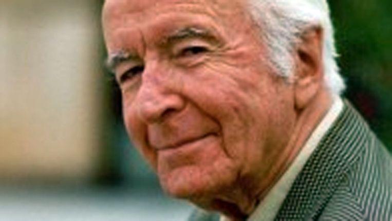 De dirigent Jean Fournet is maandag op 95-jarige leeftijd overleden. (Radio Filharmonisch Orkest) Beeld