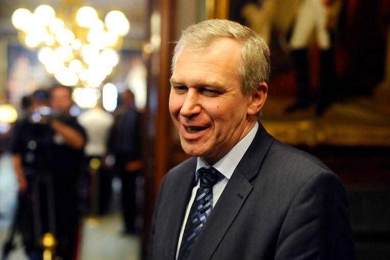 Oud-premier Yves Leterme. Beeld BELGA