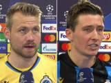 """REACTIES. Vanaken na historische goal: """"Ze konden hun spel niet spelen"""" - Mignolet: """"Mogen héél fier zijn"""""""
