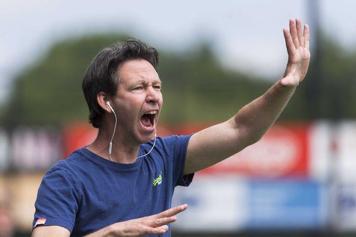 Coach Raoul Ehren van Den Bosch