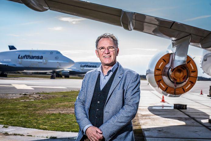 Jan Schuring, directeur Technology Base.